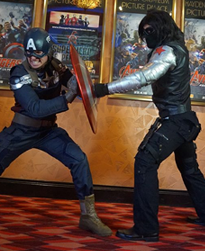 Captain America & The Winter Soldier